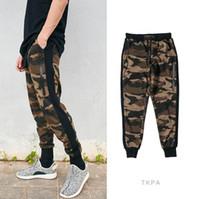 Pantalons de camouflage pour hommes Vêtements de sport décontractés Vêtements Pantalons pour hommes Joggeurs pour hommes