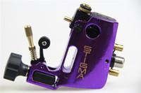 Máquina de tatuagem de Alta Qualidade Estigma Hyper V3 Máquina de Tatuagem Cor Roxa Arma Rotativa Para Shader E Forro Frete Grátis