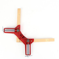 90 Clips Corner Clamp For Woodworking Tools Clip Hand 90 Deg...