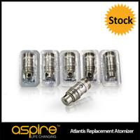 Popular Original aspire atlantis coils head with patented BVC technology cloud vapor atlantis coil for aspire atlantis tank/triton 2