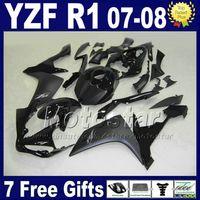 100% adapté au kit de carénage Yamaha R1 année 2007 2008 yzf r1 07 08 kits de carénages injection pièces de moto L7B2