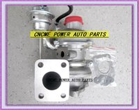 TURBO RHF3 CK40 1G491-17010 VA410164 1G491-17011 1G491-17012 Turbocompresseur pour pelle Kubota PC56-7 Bobcat Tracteur 4D87 V2403-M-T-Z3