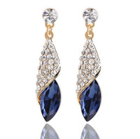 Top Quanlity Brand Conch Blue Chandelier Earring Earrings Fi...
