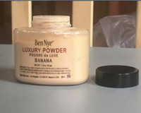 CALDO !!! Ben Nye Luxury Powder 42g Nuovo Natural Face Loose Powder impermeabile nutriente Banana Brighten Consegna veloce a lunga durata