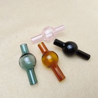 Universal Colored Glass Bubble Carb Cap Round Ball Dome for ...