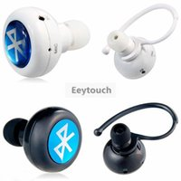 Ultra Micro 3. 5mm Ear Plug- in Mini Headset Bluetooth 4. 0 Ste...