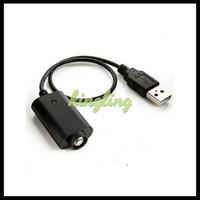 Elektronische Zigarette USB-Kabel Ladegerät für E-Zigarette Ladegerät USB-Kabel Ladegerät 510 EGO Thread für eGo Batterie USB-Batterie
