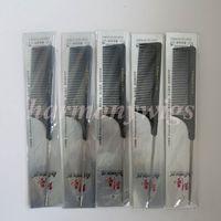 Escova de cabelo pente de cabelo com extensões de cabelo de cauda de metal ferramentas para produtos de cabelo perucas stlye 2
