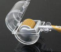 192 aiguilles zgts système de rouleaux derma pour l'enlèvement soins de la peau de réduction des cicatrices d'acné rides / ZGTS