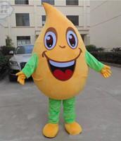 2017 Großverkauf der fabrik mango maskottchen kostüm adlut anzug lebensmittel cartoon charakter maskottchen für verkauf