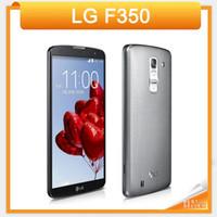 LG G Pro 2 F350 Kilitli Orijinal Telefon Dört Çekirdekli 3G 4G Wifi GPS NFC 5.9 '' Dokunmatik 3 GB RAM 16GB ROM Android 13 MP Kamera mobil telefon