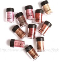 FOCALLURE 18 Colors Loose Glitter Eyeshadow Powder Cosmetic ...