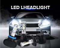 H4 H7 LED Car Headlight Bulbs H11 H1 H3 H13 9005 9006 50W 80...