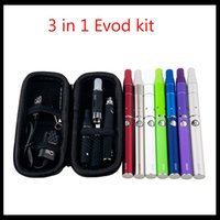 3 in 1 dry herb herbal wax vaporizer pen evod electronic cig...