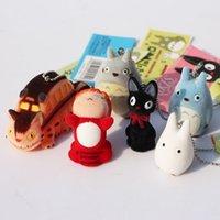اليابانية هاياو ميازاكي الكرتون فيلم جارتي Totoro PONYO على جرف كيكي لخدمة التوصيل لعبة الشكل الحلي