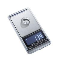 Mini digital jewelry pocket garm scale 1000g x 0. 1g LCD whit...