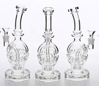 10 inches Skull Glass Bongs Bowl Joint Size 14. 4mm tire perc...