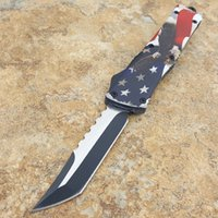 Recommend American flag hell of the canine Hunting Folding P...