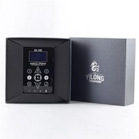 Free Shipping Black New Black Duty Digital LCD Tattoo Power ...