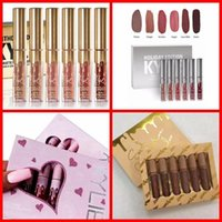 IN STOCK!! Kylie Jenner brithday lip gloss & KYLIE holiday l...