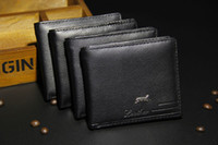Cheap New PU Leather Men Wallets Purse & Bifold Brand Wallet...