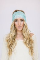 2018 Sale Mix Color Zl Hot 11 Colors Fashion Lace Headbands ...