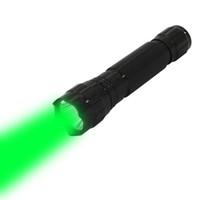 KC Feuer 501B XM-L T6 Q5 R5 L2 grünes Licht LED taktische Taschenlampe 18650 Taschenlampe Camping Angeln Fahrradbeleuchtung