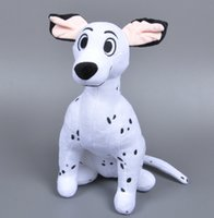 20pcs 37cm 101 Dalmatians Dog Plush Toys For Kids Christmas ...