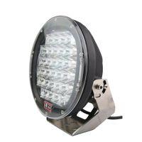 9 인치 185W 4X4 LED 운전 라이트 크리 어 오프로드 라이트 12V 24V 오프로드 자동차에 대 한 4WD SUV 지프 트럭 스팟 홍수 슈퍼 밝은 LED 스포트 라이트
