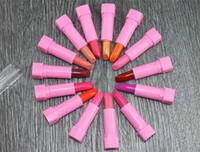 240pcs 레이디 핑크 컬러 써니 립글로스 소프트 매트 립 크림 색조 매력적인 오래 지속되는 데일리 파티 메이크업 립글로스 DHL