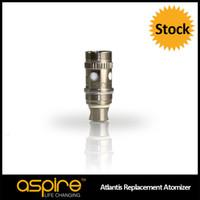 Autentyczne Aspire Atlantis Coil Sub Ohm Coil BVC 0.3OHM / 0.5OHM / 1.0OHM ATLANTIS 2 / Mega Atomizer Head do Aspire Atlantis Mega / 2.0 Cysterna