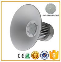 smd2835 주도 높은 베이 빛 AC85-265V 주도 산업 조명 투광 조명 투광 조명 X8 주유소 주도 캐노피 빛