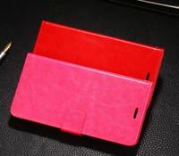 Xiaomi Mi5 M5 케이스 커버에 대한 비즈니스 클립 Xiaomi Mi5 Mi5s M5 M5s에 대한 럭셔리 플립 귀여운 다채로운 울트라 얇은 가죽 케이스