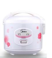 4L ميديا المحمولة المواقد الأرز الكهربائية الصين YJ408J غير عصا الفولاذ المقاوم للصدأ وعاء الداخلية المطبخ الأجهزة الصغيرة مصغرة الكهربائية 4L طباخ