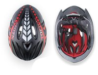 ¡Al por mayor-CALIENTE! Bicicleta Ciclismo Casco EPS + PC Material Ultraligero Mountain Bike Casco TAMAÑO: 56-62cm 6 colores