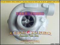 Großhandel NEU TA3120 466854 466854-5001S 466674-1 Turbo Turbolader Für Perkins Industrie JCB 4.0L T4.40 02-200460 1004.4THR