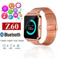 Z60 Smart Watch Bluetooth Smartwatch with Luxury Stainless S...