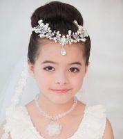Perles de luxe Crystal Perles Kid Head Pièces pour Costume Fête Ballon Ballon Anniversaire Cadeaux Bijoux Enfants Accessoires