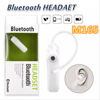 NEW M165 Universal Wireless Stereo Bluetooth Headset Earphon...