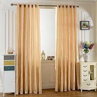 Window Curtain Original Fashion Design 100X250CM Pure Color ...