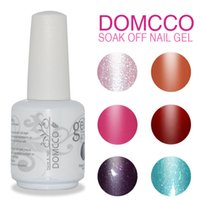 500pcs lot Long Lasting Soak Off LED UV Gel Nail Polish Lacq...