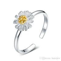 Ringe für Frau Männer Koreaner Modeschmuck Kostüm Zirkonia Verlobungsringe Rhinestone 925 Sterling Silber Schmuck Eheringe Ringe