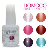 400pcs DOMCCO Gelish Long Lasting Led uv Gel Nail Polish Hig...