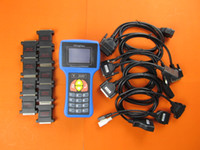 Son Sürüm V15.8 T-kod T300 OTOMAN Anahtar Programcı T300 Oto Anahtar maker İspanyolca / İngilizce T300 transponder anahtar programcı
