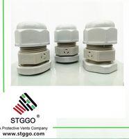 Pressacavo di ventilazione M16 * 1,5 M12X1,5, M20X1,5, PG16, PG21 spina di sfiato aria impermeabile per illuminazione esterna a LED di buona qualità per dispositivo esterno