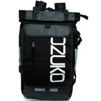 Ozuko tedarik sırt çantası Serin sokak tasarım sırt çantası Iyi bir schoolbag Rahat sırt çantası Spor okul çantası Açık gün paketi