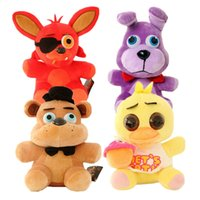 Five Nights At Freddy' s Toy FNAF Freddy Fazbear Foxy Bo...