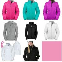 2021 Hot Selling New Women Fleece Jacket Fashion Femenura Rosa Cinta al aire libre Casual Deportes Chaqueta de invierno MEZCLA Venta al por mayor Mujeres. # 3155