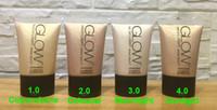 توهج تسليط الضوء على الوجه رئيس أضئ كونتور كريم برونزي لامع السائل قاعدة 30ML دينا 4 مختلفا اللون
