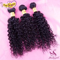 Brazilian Kinky Curly Virgin Hair Extensions 8A Unprocessed ...